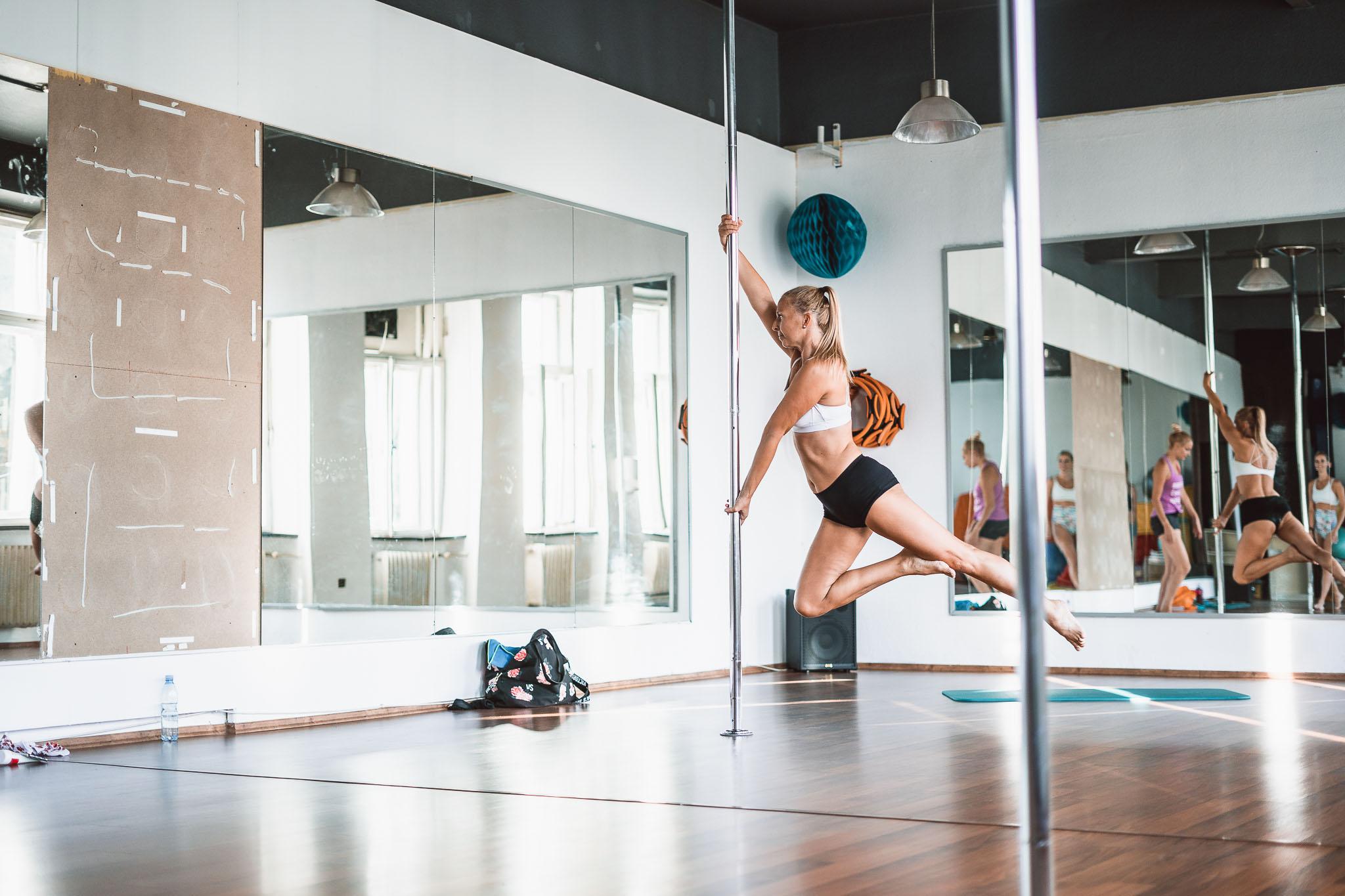 pole dance teplice next studio fitness centrum